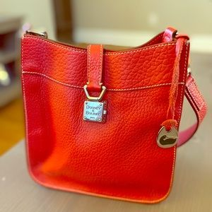 Dooney & Bourke North / South shoulder Bag